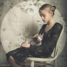 Irma Kanova 古典主义人像摄影欣赏