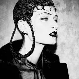 Elizaveta Porodina 午夜吸血鬼 时尚摄影欣赏