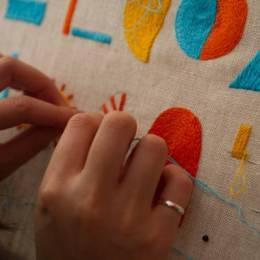 Maricor Maricar品味趣味手工刺绣