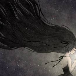 Yee Von Chan安静忧凉的插画欣赏