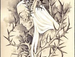 Candra 唯美动人的精灵王子