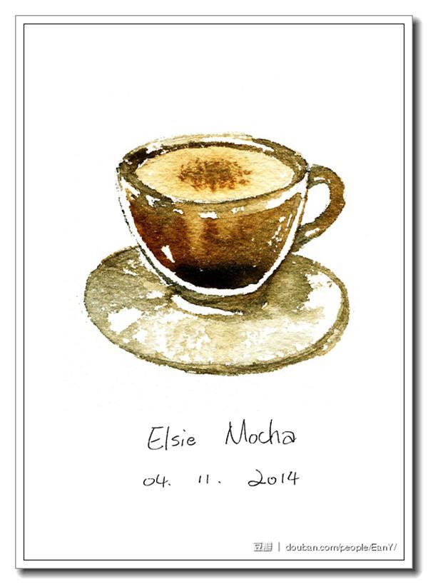 咖啡疯Elsie