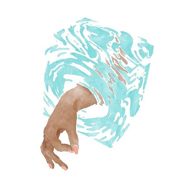 Felix Roos 简约的手绘水彩插画欣赏