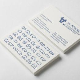 A-Moloko 简约可爱的品牌设计欣赏