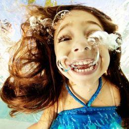 Adam Opris 水下的狂欢节 儿童摄影欣赏