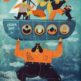 Tomski & Polanski 最新印刷品插画欣赏
