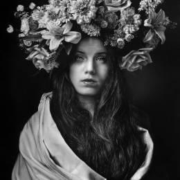 Emanuele Dascanio 铅笔肖像画艺术欣赏
