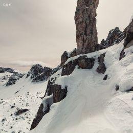 Lukas Furlan 冬季的风景