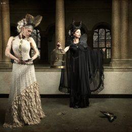 Marjolein Turin 奢华细腻的服装设计欣赏