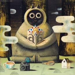 Philip Giordano 细腻唯美的装饰插画欣赏