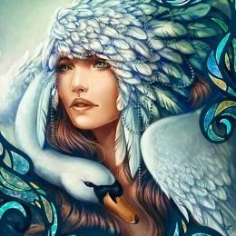 Bea González 细腻唯美的手绘艺术
