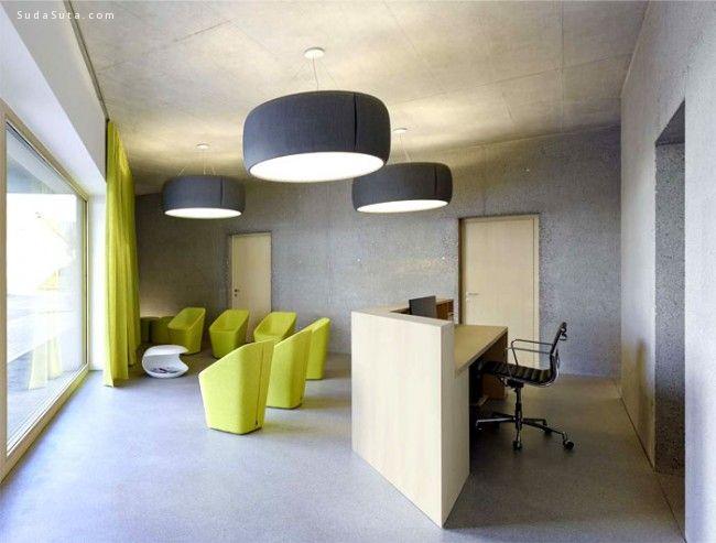 ARSP 温馨的牙科诊所 室内设计欣赏
