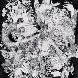 Fumi Mini Nakamura 细腻唯美的手绘插画欣赏