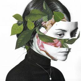 Rocio Montoya 混合拼贴艺术欣赏