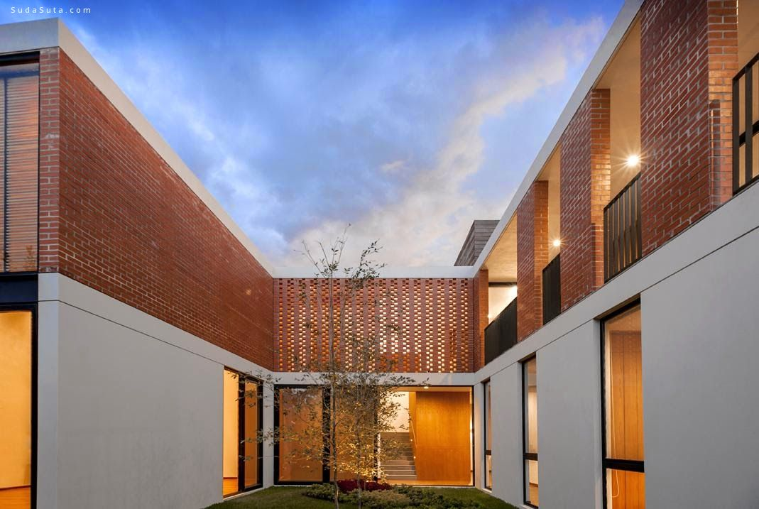 Alexanderson Arquitectos 建筑设计欣赏