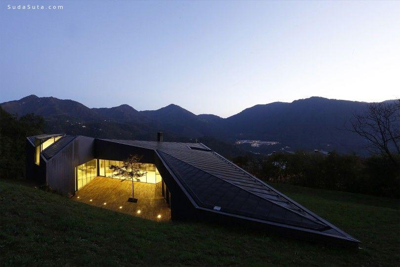 Alps Villa 建筑设计欣赏