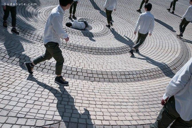 Daisuke Takakura 克隆摄影 创意摄影欣赏