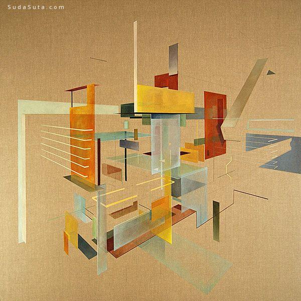 Daniel Mullen 绘画作品欣赏