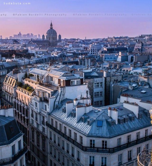 Fabien Bardelli 城市摄影欣赏