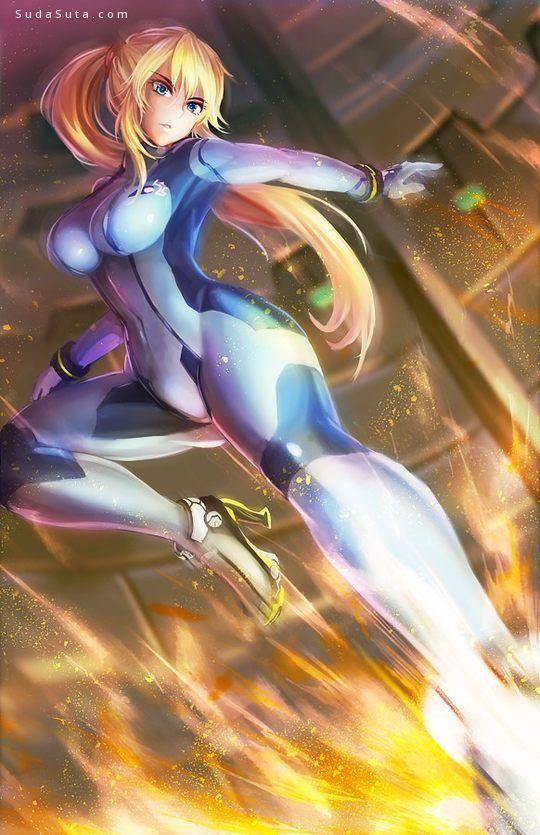 Freeze-Ex 清新美少女漫画欣赏