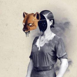 Julia Geiser 超现实主义拼贴艺术欣赏