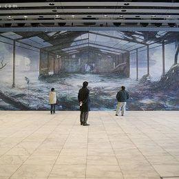 Kagawa Hiroshige 地震过后