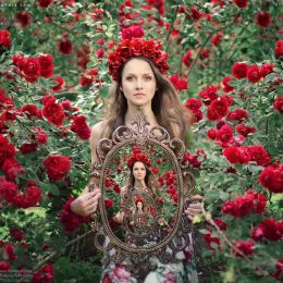 Kiev Tatyana Nevmerzhytska 如梦幻般迷人的人像摄影欣赏