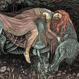 Magdalena Korzeniewska 传说与神话 插画作品欣赏