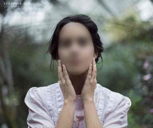 Miriam Valle  青春人像摄影欣赏
