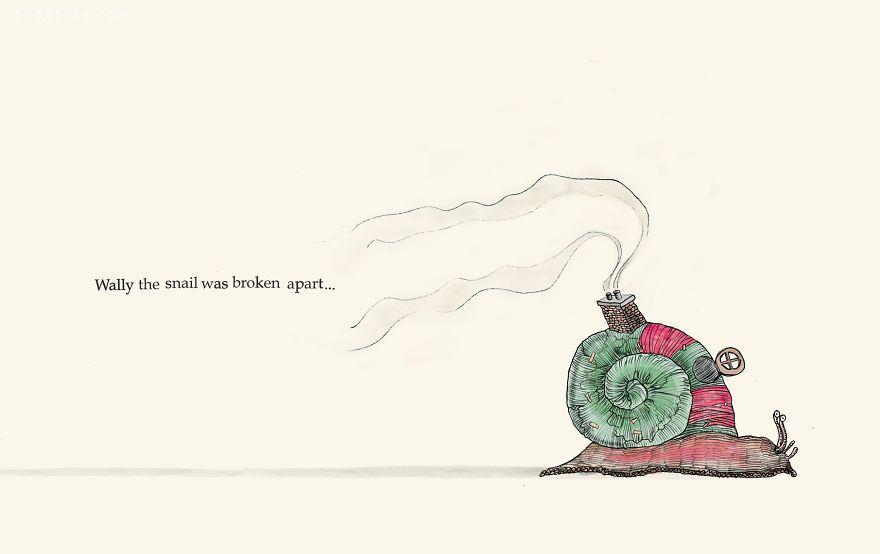 Pieter van den Heuvel 讽刺漫画欣赏