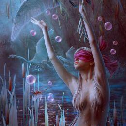 Svetlana Klimova 性感的数字艺术欣赏