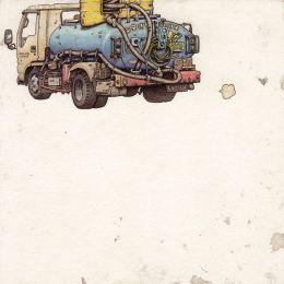 Takashi Yamamoto 清新可爱的手绘艺术