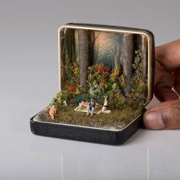 Talwst 复古戒指盒中的小小历史