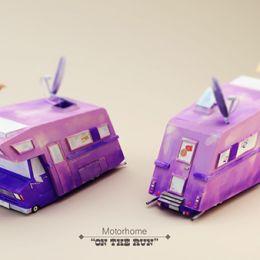 The Rusted Pixel 卡通汽车建模设计欣赏