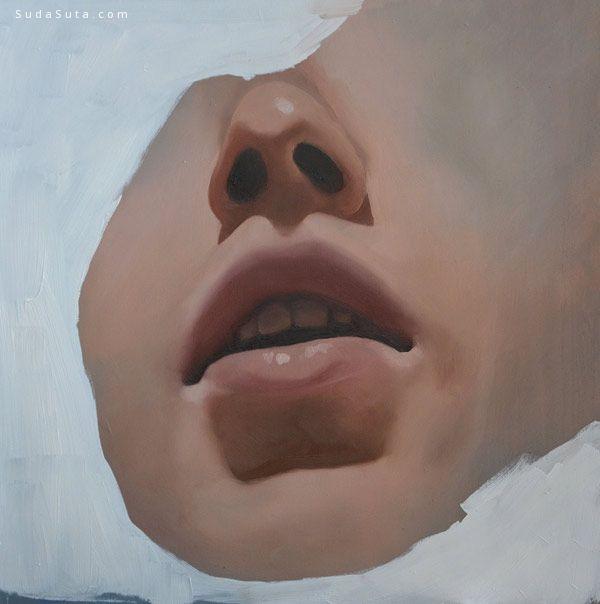 艺术家Tracy Kerdman 作品欣赏