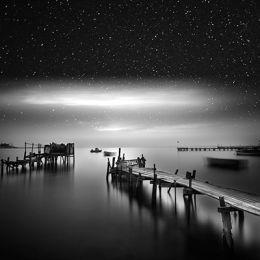 Vassilis Tangoulis 梦一般的黑白摄影欣赏