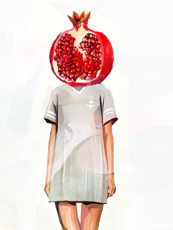 Viktor Miller-Gausa 时尚插画欣赏