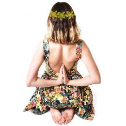 Cecilia Cristolovean 可爱轻松的瑜伽摄影