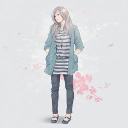 須田彩加(Suda Ayaka) 个人插画欣赏