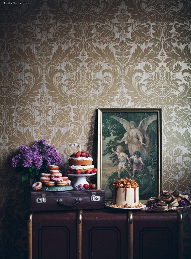 Linda Lomelino 美食与花朵 静物摄影欣赏