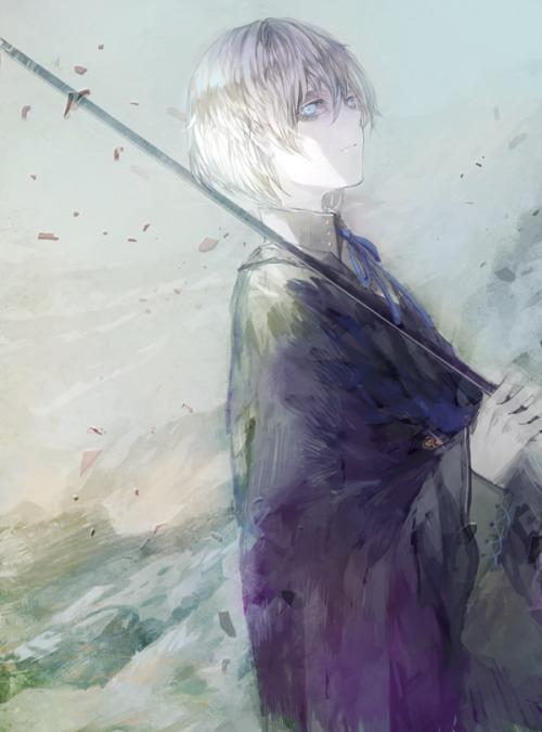 fabri 水彩少年 漫画CG欣赏