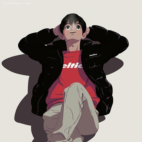 Jungyoun Kim 少年少年