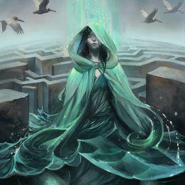 Julie Dillon 虔诚的神话主题插画欣赏