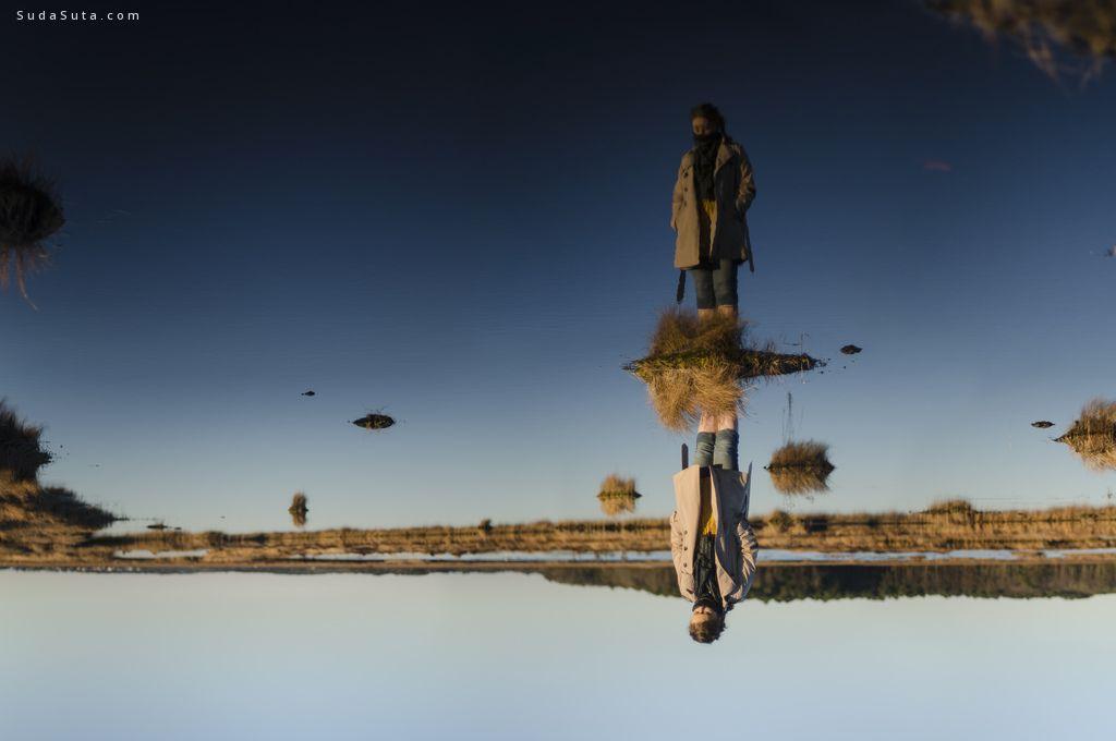 Aliza Razell 超现实主义自拍欣赏