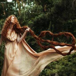 Andrey Rossalev 唯美浪漫的人像摄影欣赏