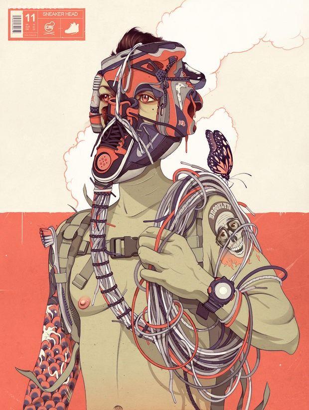 Chris B. Murray 概念插画欣赏