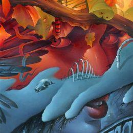 Chris B. Murray 超现实主义幻想插画欣赏