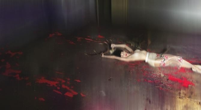 Nick Knight 魅影般的时尚摄影欣赏