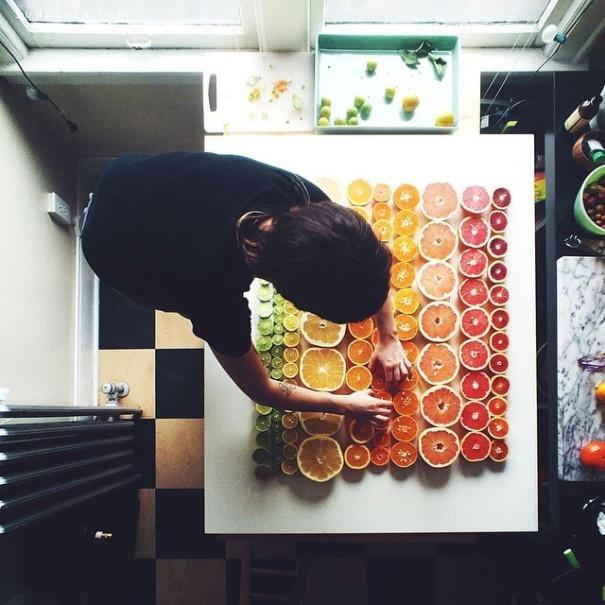 Brittany Wright 色彩厨房
