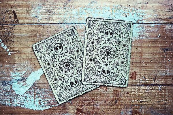 扑克牌设计欣赏